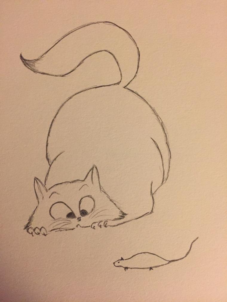 dessin-chat-cecile