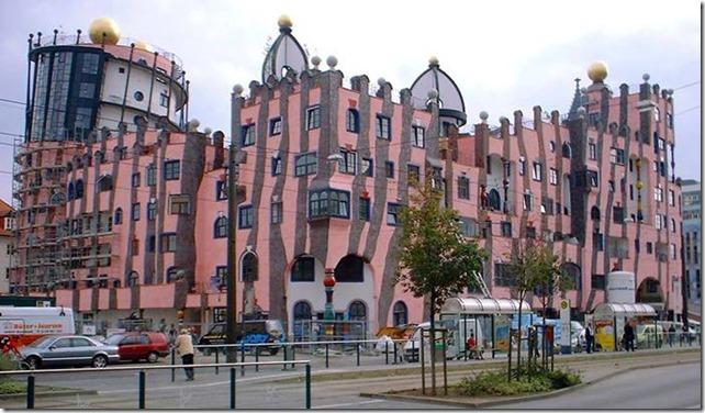 Citadelle Verte Hundertwasser