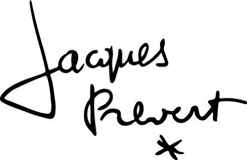 signature Prévert
