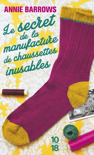 Le secret de la manufacture de chaussettes inusables