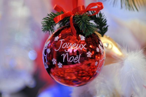 boule Noël