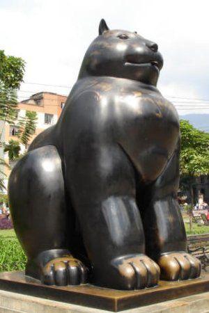 chat de Botero
