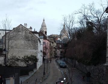 rue Dalida Montmartre