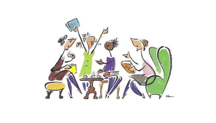 soirée lecture entre amis
