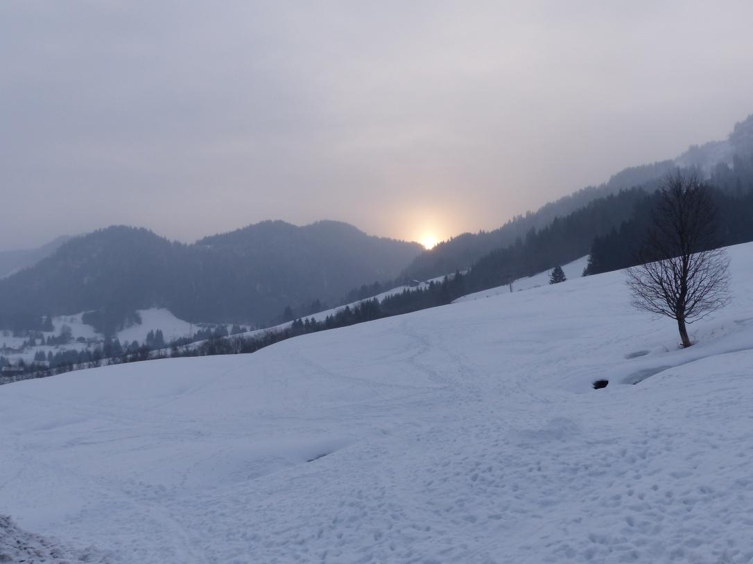 montagne soleil 2