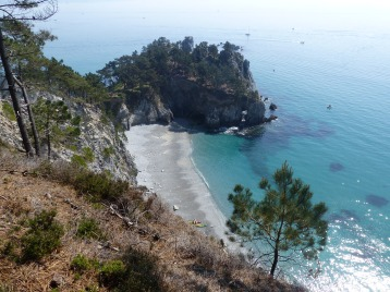 plage île vierge