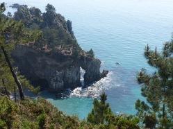 rocher île vierge