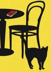 chat la femme au carnet rouge