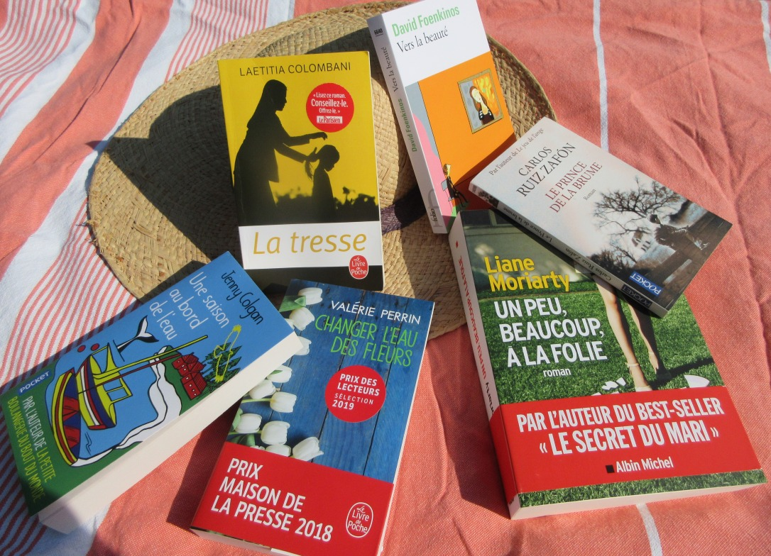 lectures plage