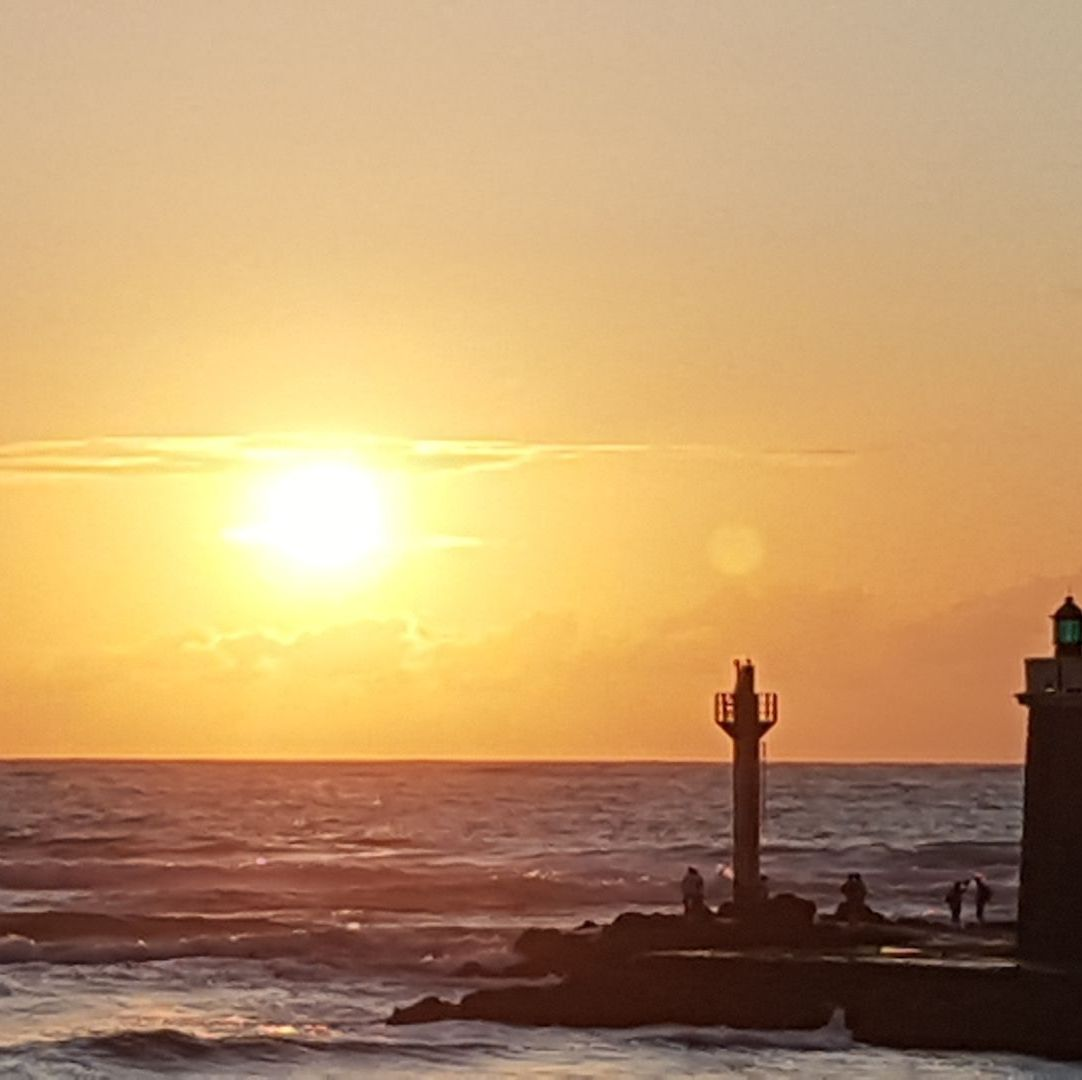 coucher de soleil Cap Breton