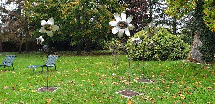fleurs Lyd Violeau