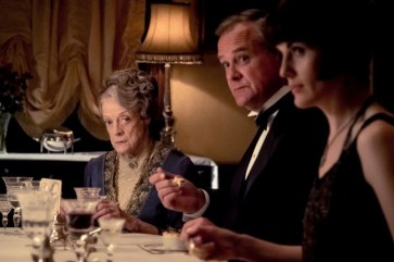 7798364502_maggie-smith-hugh-bonneville-et-michelle-dockery