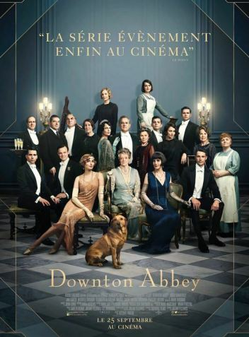 Affiche Downtown Abbey