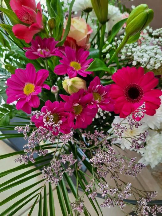 bouquet fête des mères 2