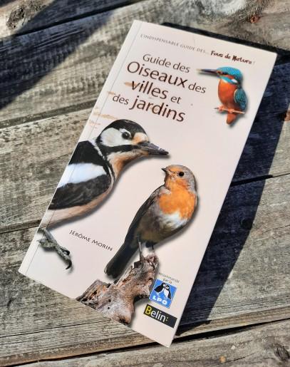 Guides des oiseaux des villes et des jardins